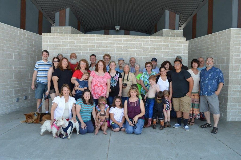 Clemens Family Reunion August 2014