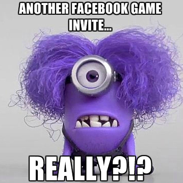 You Can Block Facebook Game Invites….